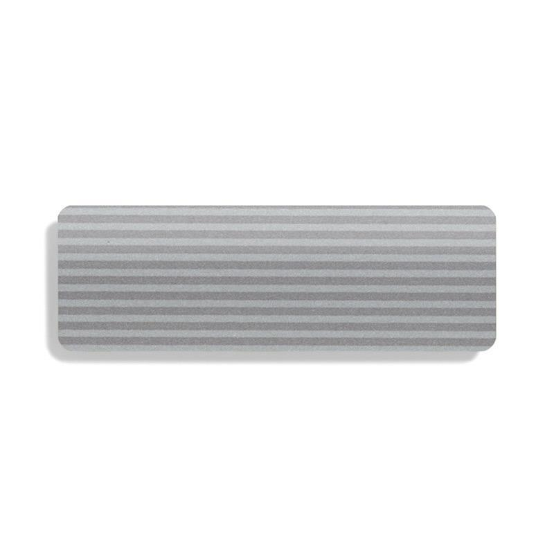 Decorative 25mm Vibe Silver DC069